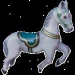 Petit cheval de manège